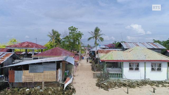 Réfugiés climatiques : s'adapter avant de fuir [RTS]