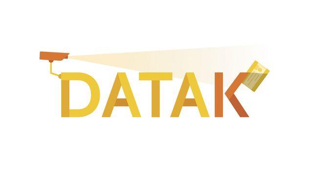 DATAK, un serious game sur les données personnelles [RTS]