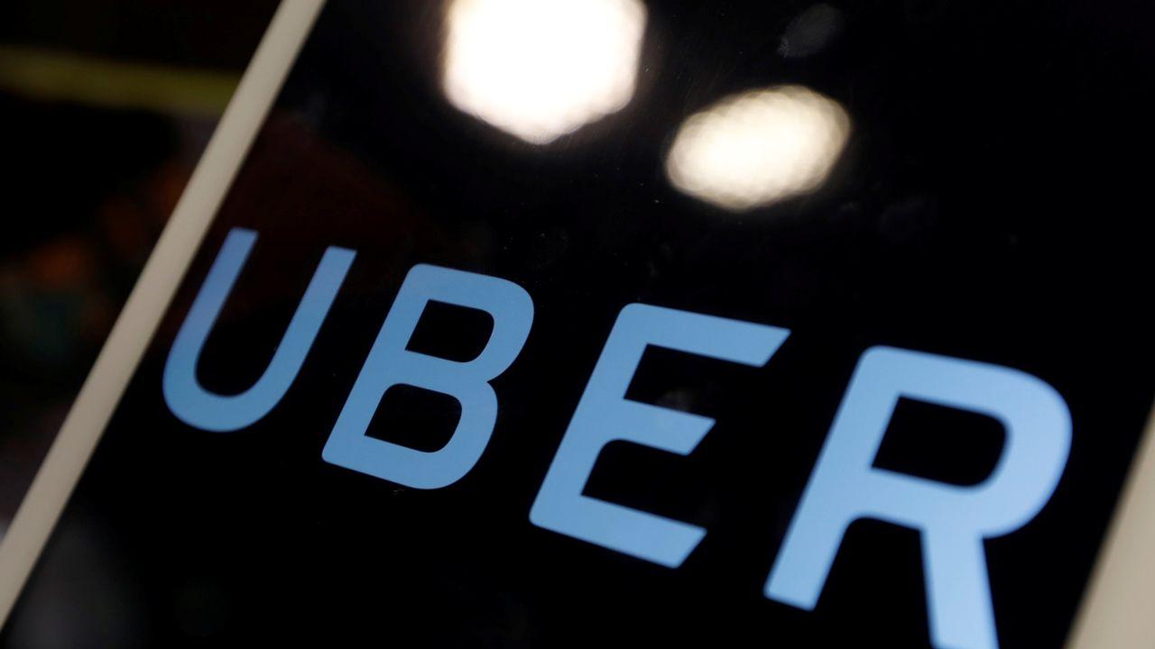 UberX propose des véhicules de gamme intermédiaire. [Tyrone Siu - Reuters]