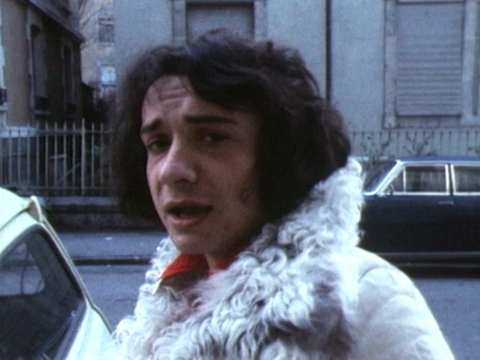 Sardou chante, 1970. [RTS]