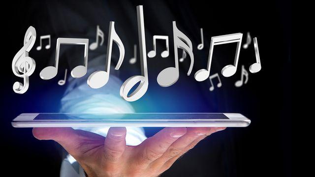 La musique à l'heure du digital. [Production Perig - Fotolia]