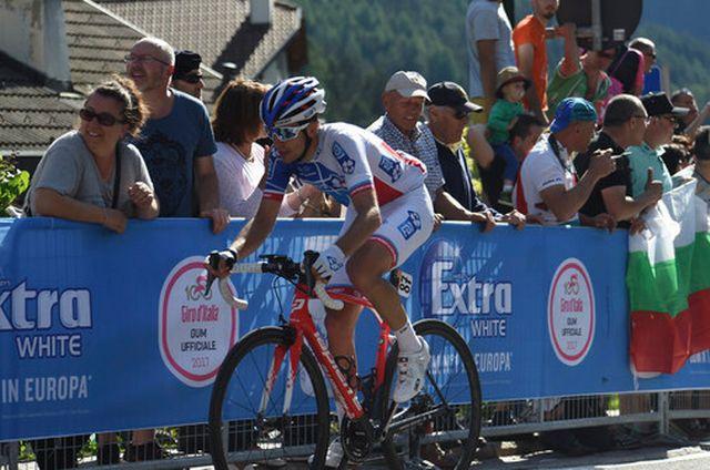 Reichenbach s'était illustré cette année sur les routes du Giro. [Sirotti Stefano - EQ]