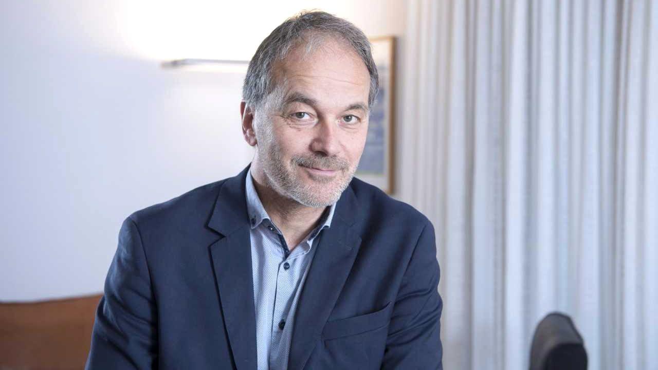 Le professeur Philippe Conus (CHUV). [CHUV]