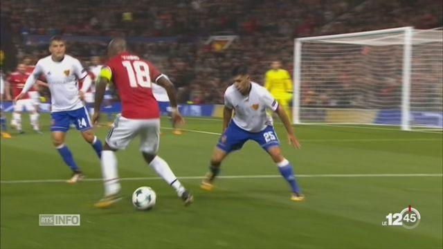 Football-Ligue des Champions: Bâle espère un exploit face à Manchester United [RTS]