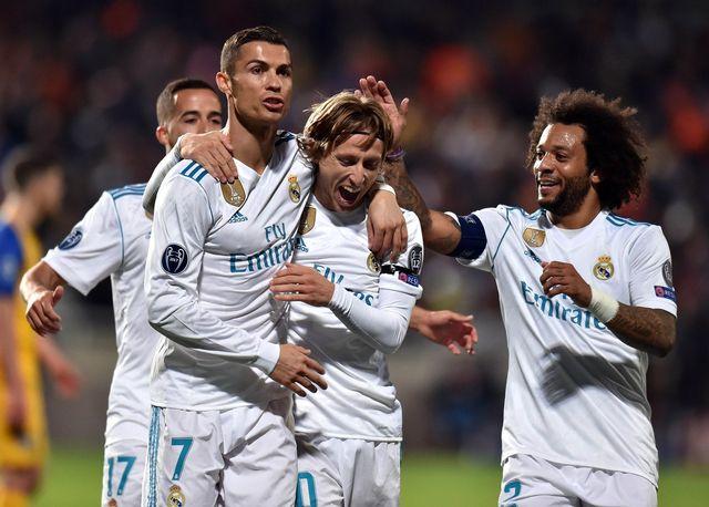 325172864 Coupe du monde des clubs de la FIFA-Real Madrid - W3 [Katia Christodoulou - Keystone]