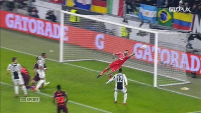 Ligue des Champions, Gr. D, Juventus - Barcelone (0-0): le résumé du match [RTS]