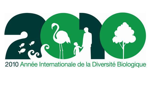 Le site officiel de Biodiversité 2010 [© Biodiversité 2010]