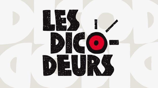 Logo Les Dicodeurs [RTS]