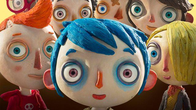 """Le film d'animation """"Ma vie de Courgette"""" a déjà reçu de nombreuses récompenses, dont deux César. [RTS/Praesens Films]"""