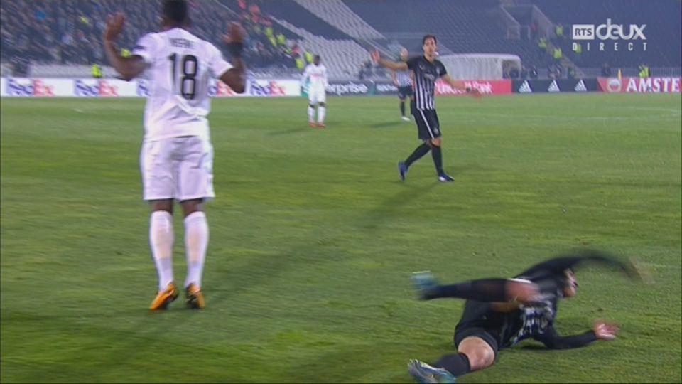 Ligue Europa, Gr.B, Partizan – Young Boys (2-1): elimination des Bernois après la défaite à Belgrade [RTS]