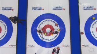 Championnats d'Europe,finale 3e places messieurs : Suisse - Norvège (6-5) [RTS]