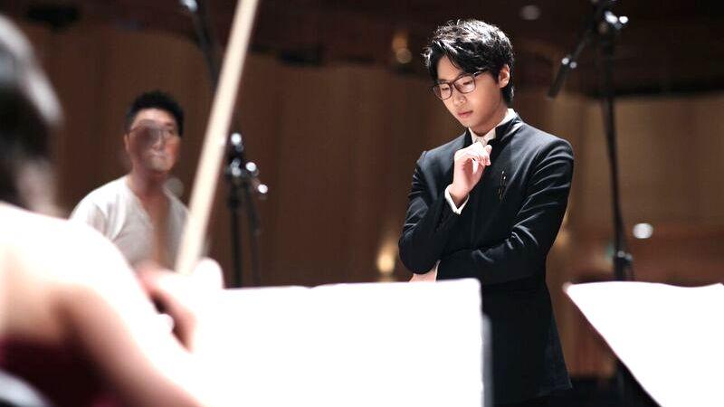 Jaehyuck Choi, premier prix de composition du                  Concours de Genève 2017.