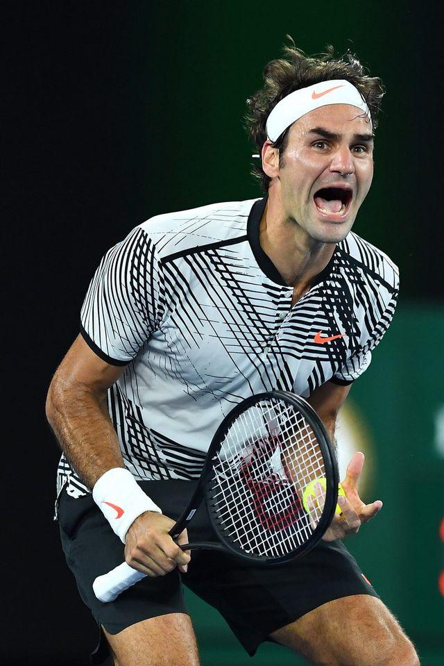 Roger Federer a signé un retour fracassant en 2017. [Lukas Coch - Keystone]