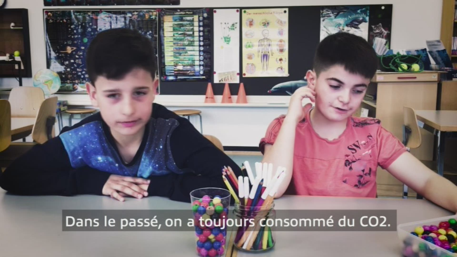 Paroles d'enfants: Sedam et Merced