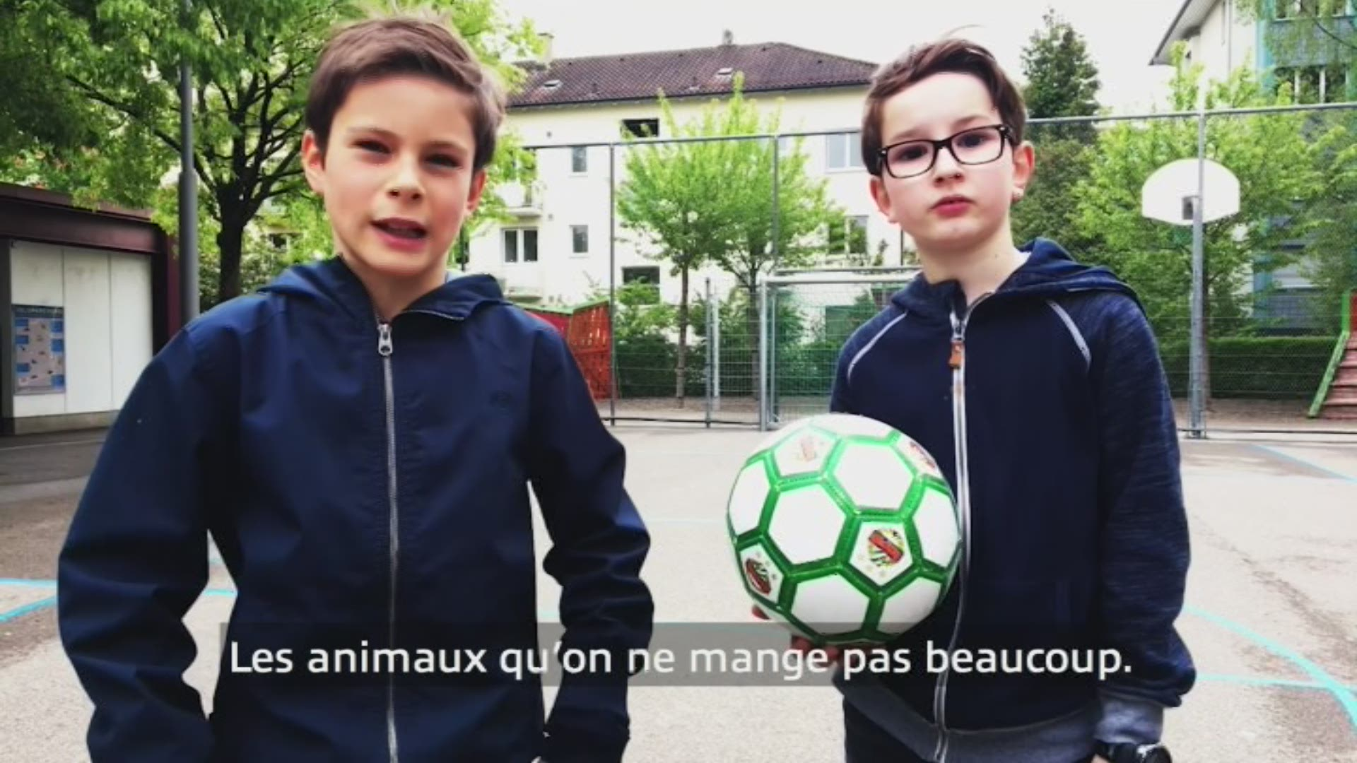 Paroles d'enfants: Tom et Nick