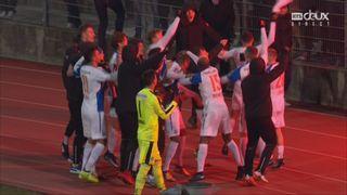 Coupe de Suisse, 1-4 de finale: Lugano - Grasshopper (0-1 tb): Grasshopper se qualifie pour les demi-finales [RTS]