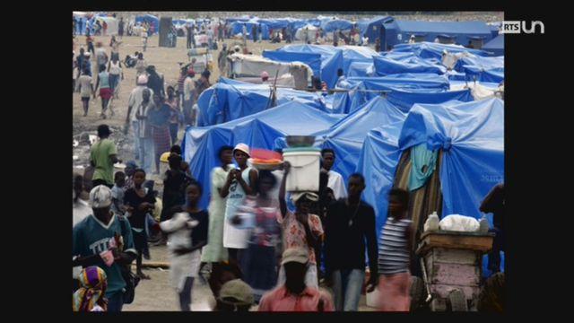 Humanitaire, les coulisses d'un business [RTS]