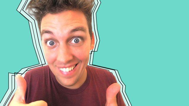 Pierre Croce, youtubeur. [youtube]