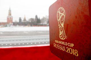 La tour Spaskya avant le FIFA World Cup 2018 en Russie. [Sefa Karacan - AFP]