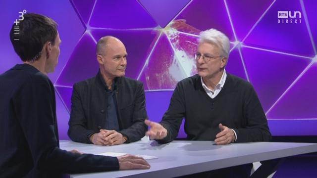 L'influence de la politique sur le climat: réactions de Dominique Bourg et Bertrand Piccard [RTS]