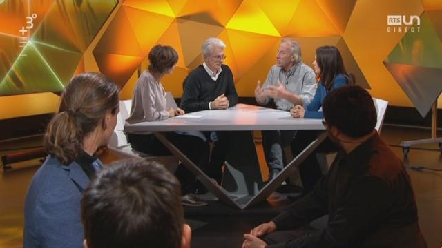 Agriculture de demain: débat avec Sophie Swaton, Dominique Bourg et Fernand Cuche [RTS]