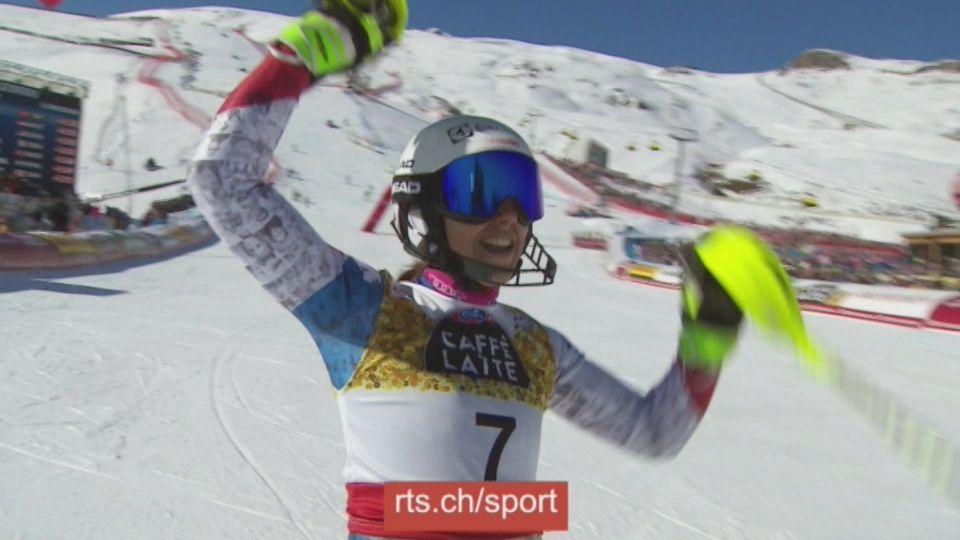 Vidéo concours Coupe du Monde de ski alpin 2017-2018 / RTS Sport Bonus / 00:30 / le 1 décembre 2017