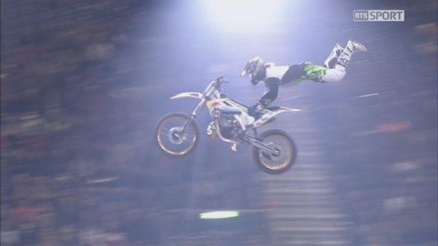 Les meilleurs moments du freestyle motocross [RTS]