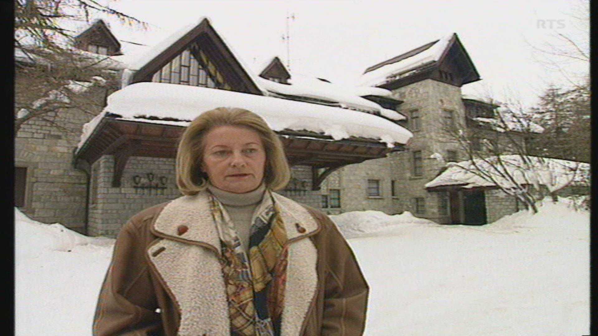 Grisons des neiges