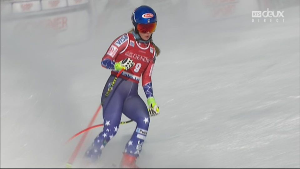Lake Louise (CAN), descente dames: Shiffrin (USA) gagne en 1:27.55 [RTS]