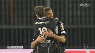 17e journée, GC - Lugano 0-1, 68e Fulvio Sulmoni [RTS]