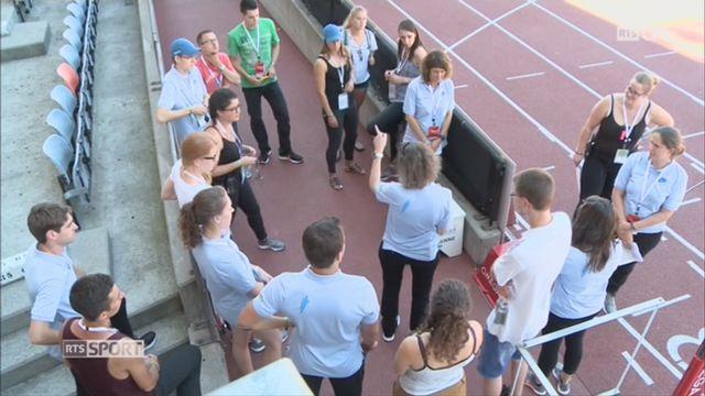 Le Mag: le bénévolat est nécessaire aux manifestations sportives [RTS]