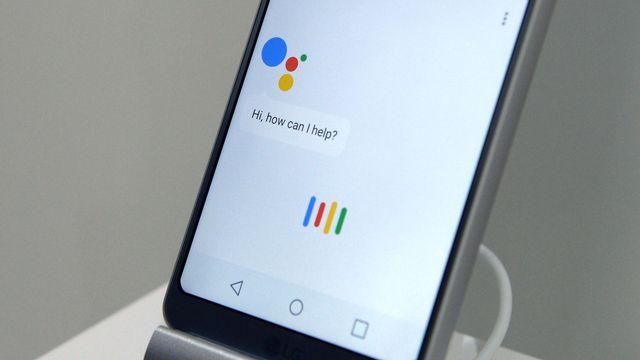 L'Assistant Google peut soutenir une conversation. [Andrej Sokolow/dpa - AFP]
