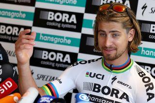 Sagan avait été exclu de la Grande boucle après la 4e étape. [Keystone]