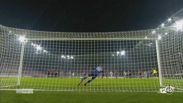 Football-challenge League: victoire de Neuchâtel face à Genève (2-1) [RTS]