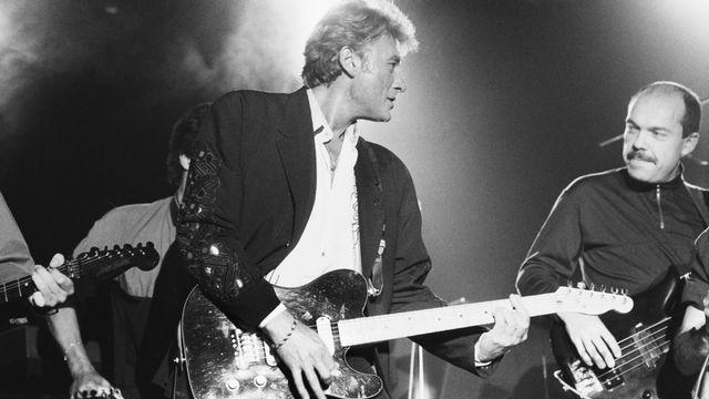 Montreux Jazz Festival 1988. [STR  - KEYSTONE]