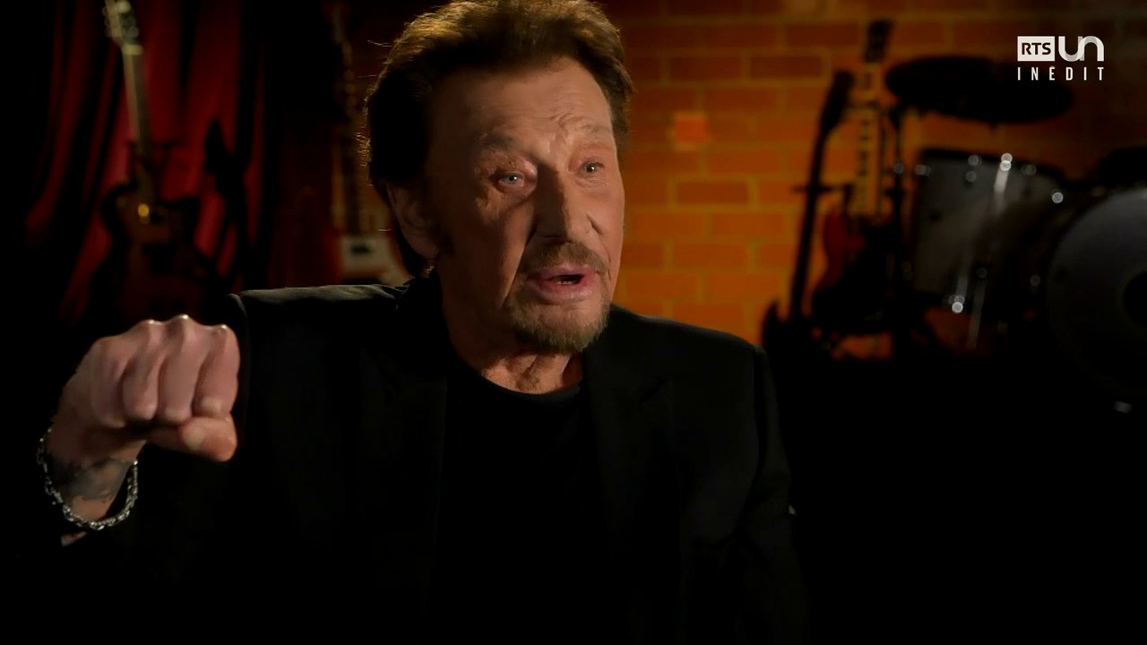 Johnny Hallyday la France rock and roll