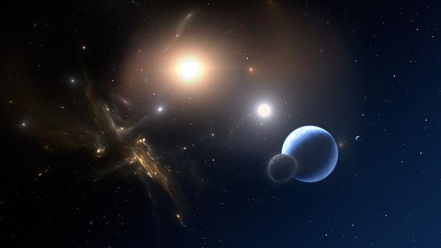Le quiz de RTSdécouverte sur les exoplanètes. pitris Fotolia [pitris - Fotolia]