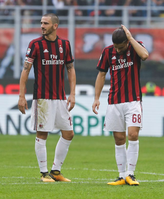 Le club de Leonardo Bonucic et Ricardo Rodriguez se retrouve dans la tourmente. [Luca Bruno - Keystone]