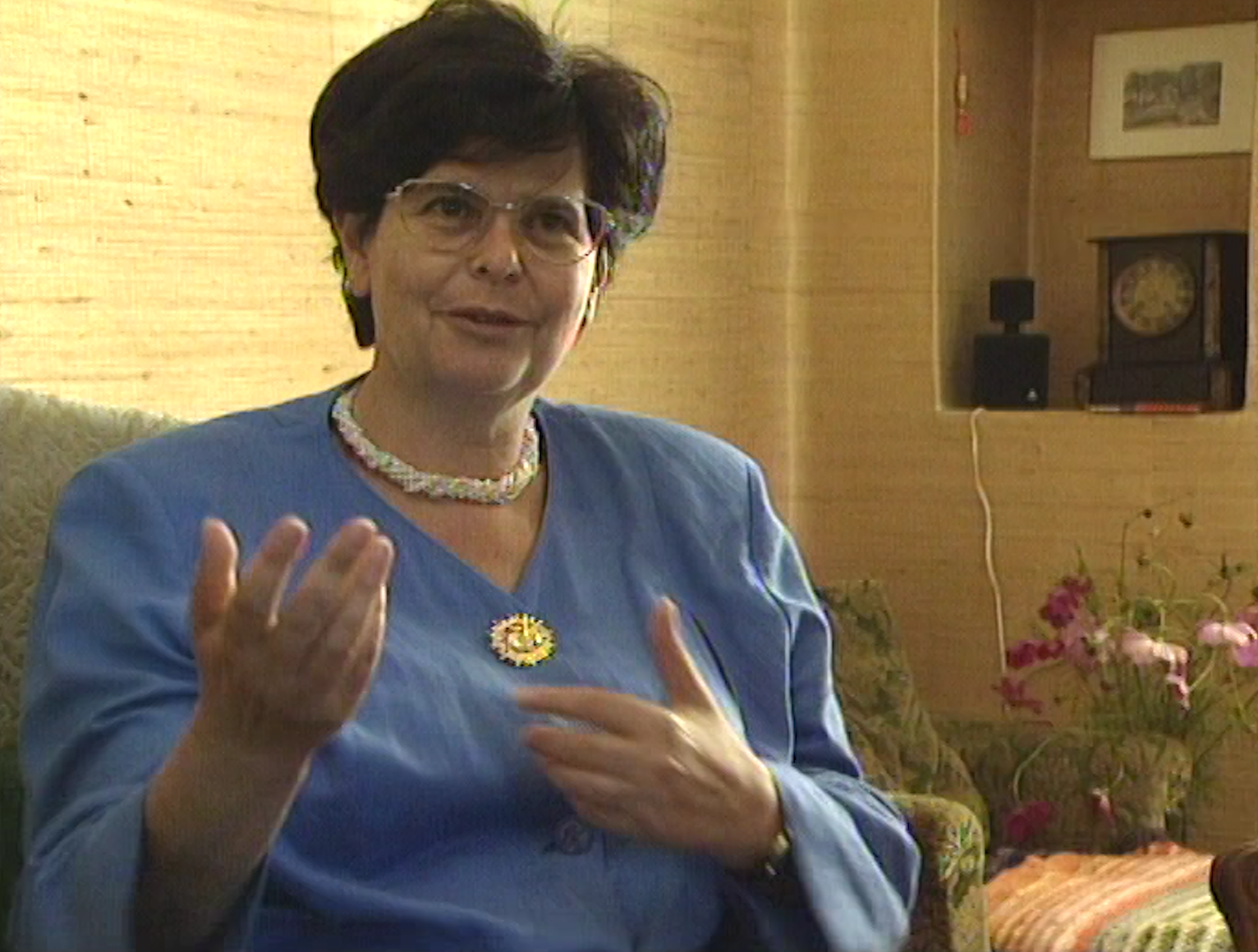 Ruth Dreifuss en 1994.