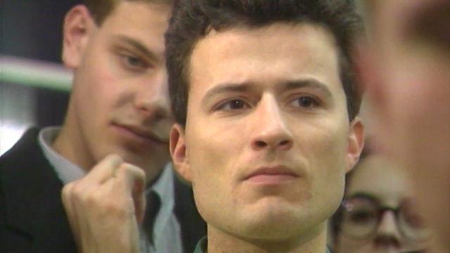 Des jeunes déçus au lendemain du 6 décembre 1992. [RTS]