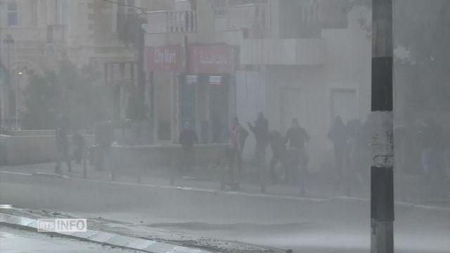 Début d'une nouvelle intifada en Cisjordanie [RTS]
