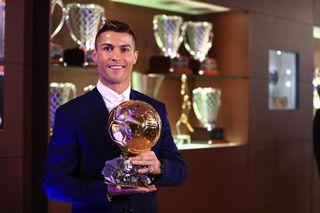 Ronaldo a un trophée de plus dans sa collection. [Franck Seguin - AFP]