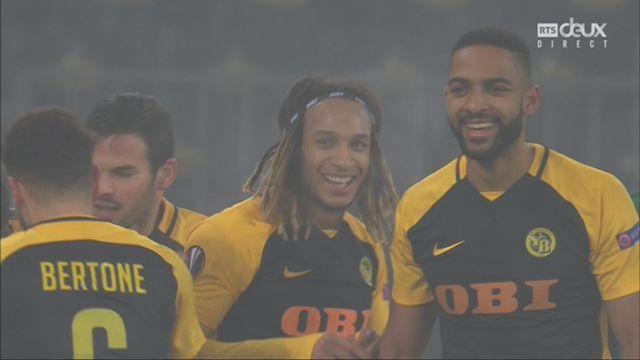 Ligue Europa, Gr.B, Young Boys – Skenderbeu (2-1): victoire à la 95e minute pour YB! [RTS]