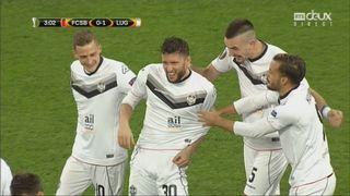 Ligue Europa, Gr.G, FCS Bucarest – Lugano (1-2): victoire de prestige pour Lugano à Bucarest [RTS]