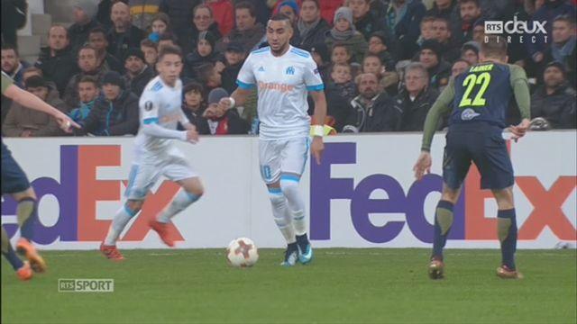 Ligue Europa, Gr.I, Marseille – RB Salzbourg (0-0): match nul et qualification pour l'OM et Salzbourg [RTS]