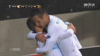 Ligue Europa, Gr.D, HKN Rijeka – AC Milan (2-0): victoire de prestige et but de Gavranovic face à l'AC Milan [RTS]