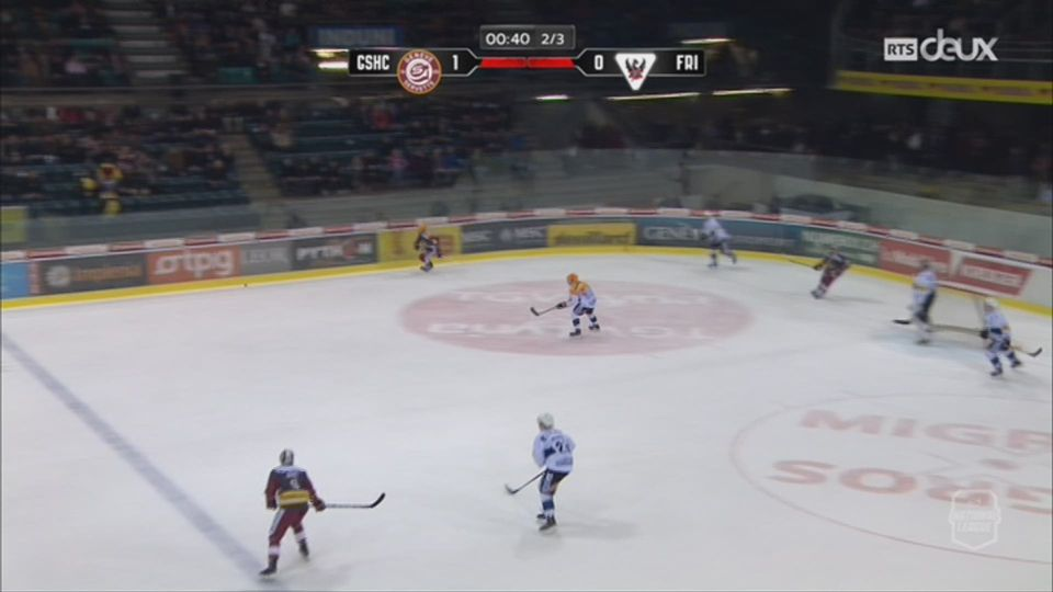 Sport dernière: spécial hockey / Sport dernière / 19:35 / jeudi à 23:20