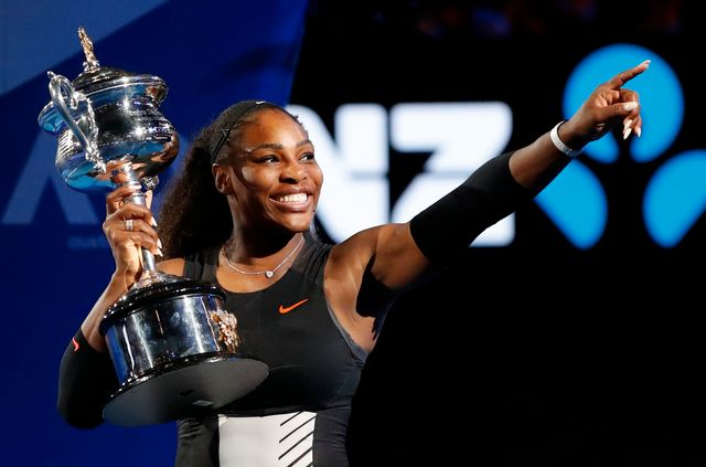 Devenue maman en septembre, Serena défendra son titre à Melbourne. [Dita Alangkara - Keystone]