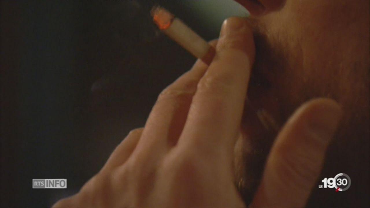 Prévention du tabagisme: la Suisse mégote [RTS]