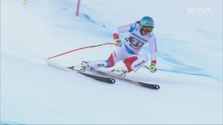 St. Moritz (SUI), Super G dames: Wendy Holdener (SUI) termine 14e [RTS]